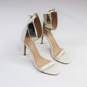 Zara Cream Sandals, Sz.38